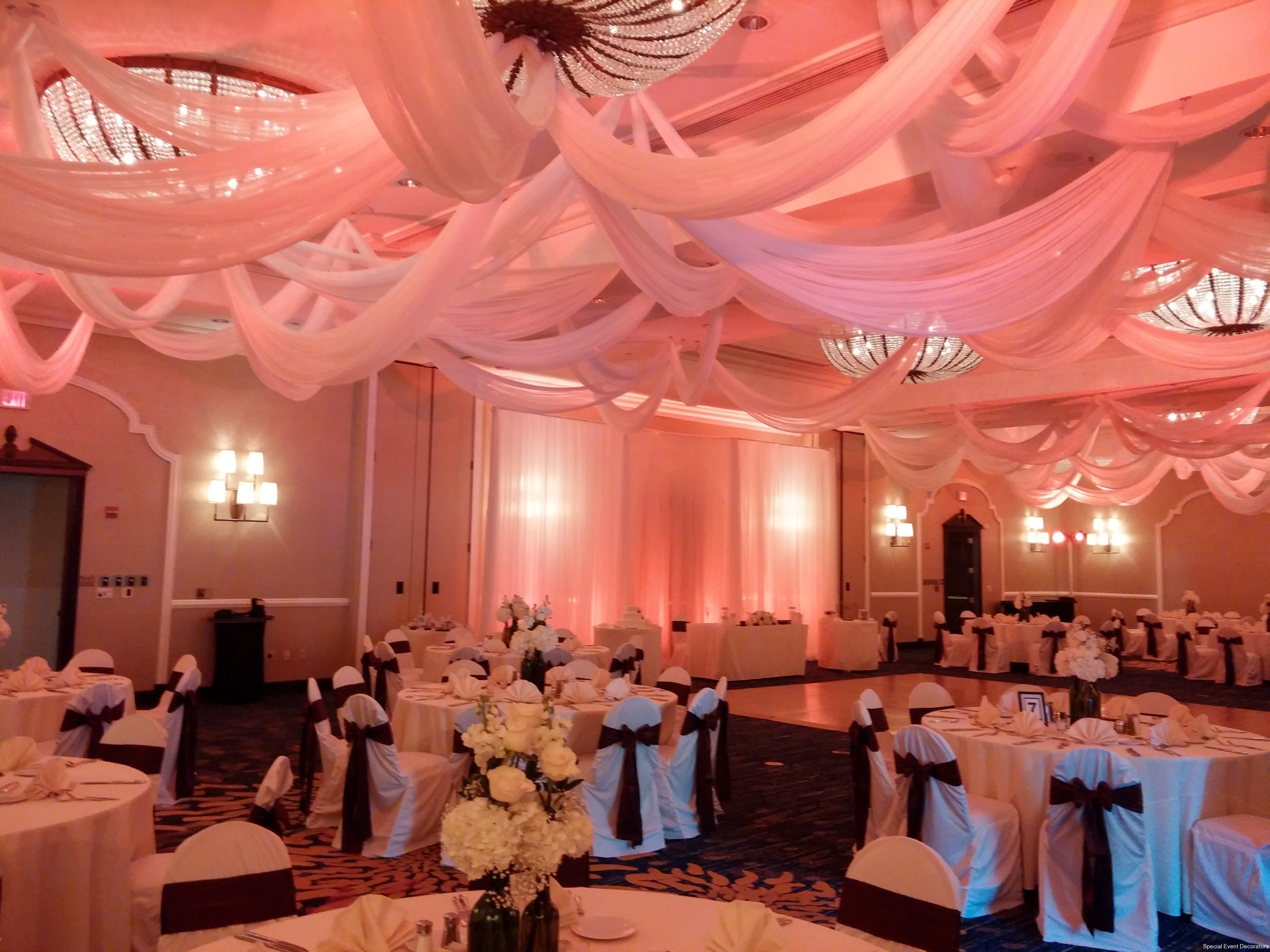 text services swags wedding no rental and lighted custom drape drapes pipe rentals pittsburgh