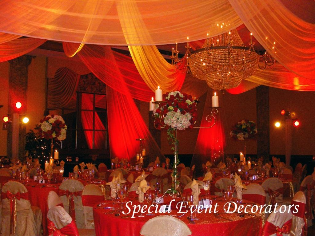 Royal Ceiling Drape